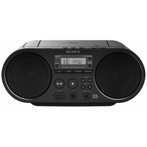 Sony - ZSPS55B - Radio Player