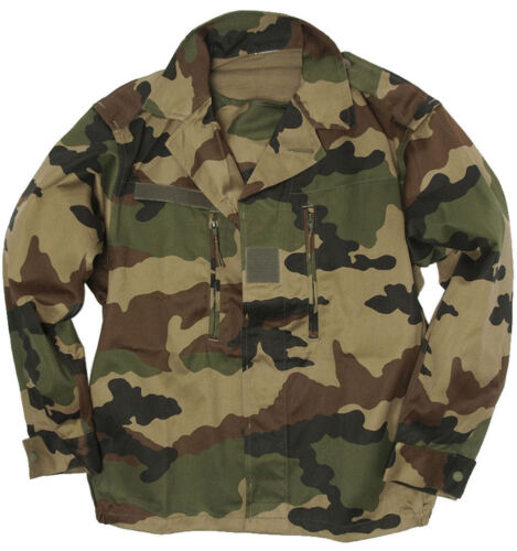 French F2 Field Jacket CCE CAMO - NEW European Military Surplus - SIZE 2XL (46)