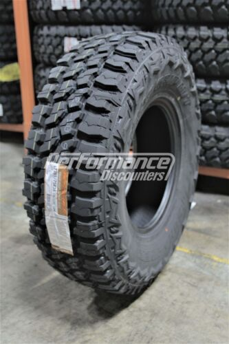 4 New Thunderer Trac Grip M/T Mud Tires 2857516 285/75/16 28575R16 10 Ply E Load <br/> FREE Shipping to the Continental US!