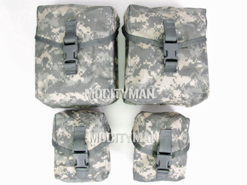US Military ACU Gunners Pouch Set - 100 and 200 Round  - New in Pack - USAPouches - 70991