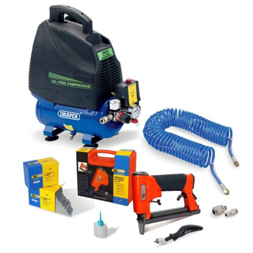 BOSS PX06 Combo Kit 9 Litre Tank /& Air Compressor 12V 275W 100/% Duty Cycle New