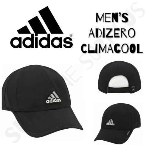 Adidas Adizero Climacool Cap Men/Women Hat Running Workout UPF50 Sun Protection