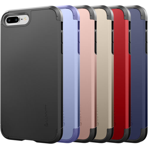 Luvvitt Ultra Armor Dual Layer Case for iPhone 8 Plus
