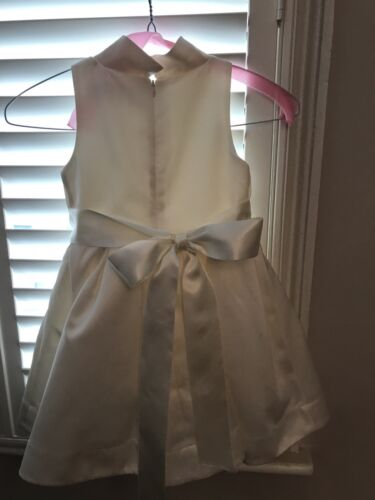 White Communion Shoes Formal Dress Party Wedding Bridesmaid Flower Girl MIKO 142