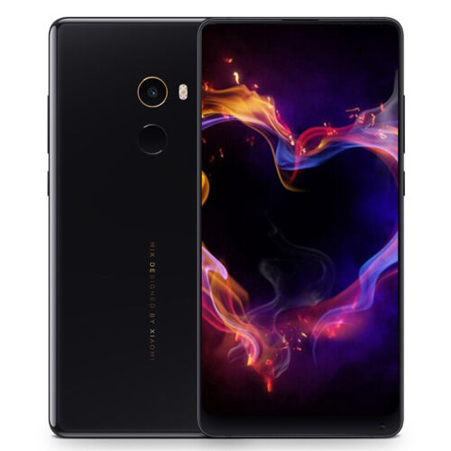 Xiaomi Mi Mix 2 Smartphone Android 7.1 Snapdragon 835 Octa Core GPS NFC Touch ID
