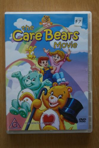 The Care Bears Movie (DVD, 2007)    Preowned   (D196)