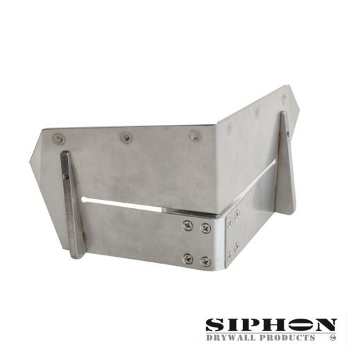 "Siphon drywall products™ 4"" Planate/ Corner finisher / Glazer,"