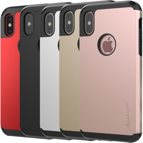 Luvvitt Ultra Armor Dual Layer Case for iPhone XS / X 5.8 2017-2018