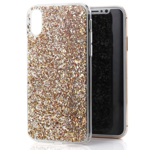 Luvvitt Brilliance Case for iPhone XS / X with Glitter