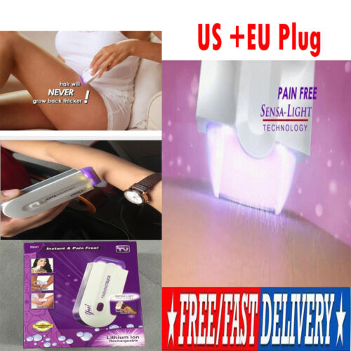 Touching Lady Hair Remover Instant &Pain Free Laser Hair Removal Safety Epilator