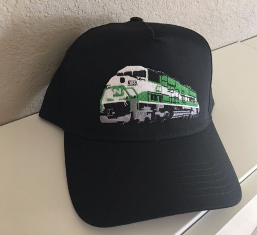 Cap / Hat- Burlington Northern Locomotive (BN) Railroad #22288   NEW