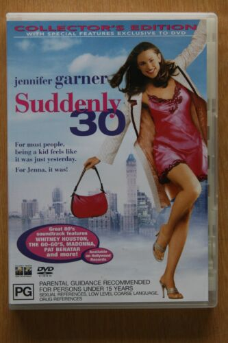 Suddenly 30 (DVD, 2005)   Preowned (D218)