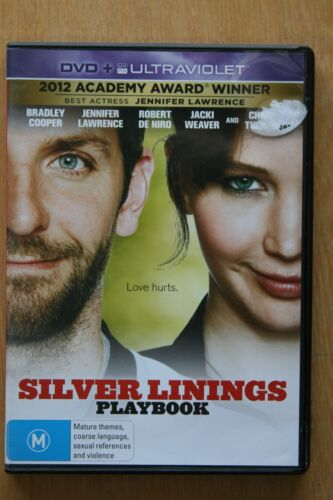 Silver Linings Playbook (DVD, 2013)    Preowned (D218)
