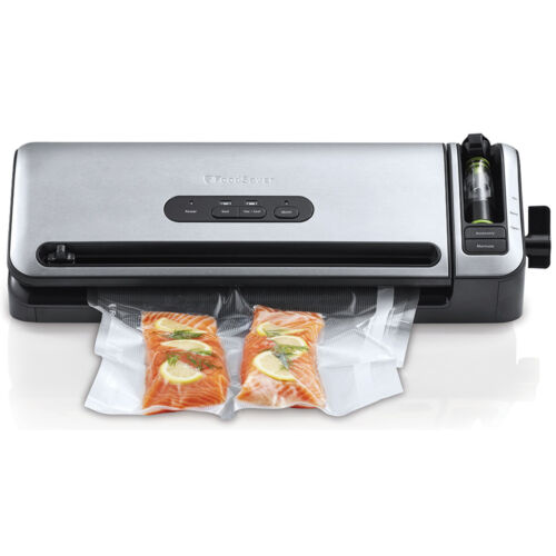 New FoodSaver   - VS7850 - Controlled Seal <br/> 20% off* with code P20BL. 4 txn pp. T&C apply