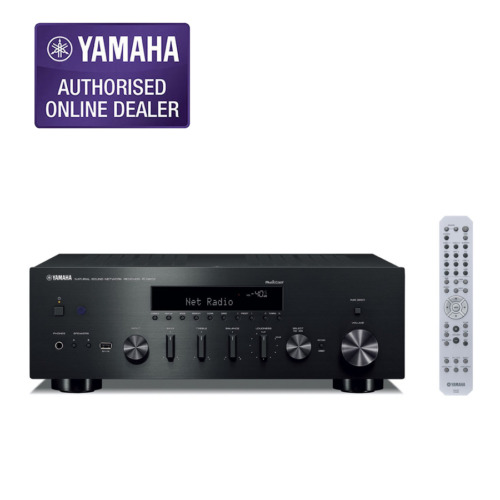 Yamaha R-N602 Network HiFi Stereo Receiver with Airplay (Black) RN602 RRP $999