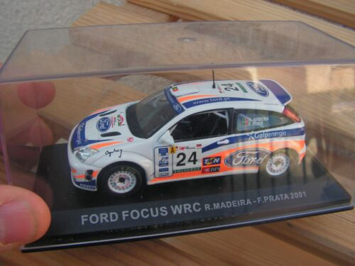 voiture   1/43   ford focus wrc      serie 15