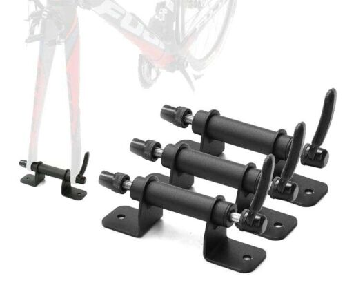 Bicycle Bike Quick Release Carrier Fork Mount Type Rack For Car Truck Ute 3 Sets