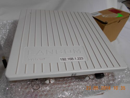 LANCOM OAP-321 WIRELESS ACCESS POINT IP66 MOD-A1.SE2 NEW WITH MOUNT KIT + CABLE