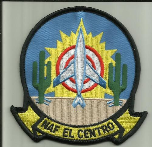 Naval Air Facility EL CENTRO US.NAVY PATCH AIRCRAFT PILOT SAILOR SOLDIER USA FLY
