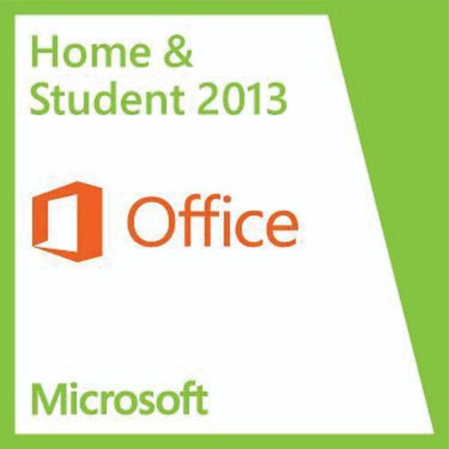 Microsoft Office Home and Student 2013 Word Excel PowerPoint full Licence
