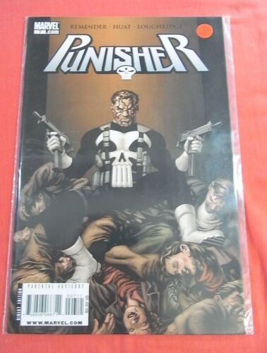 PUNISHER #7 (2009 Series) - Never Read Issues