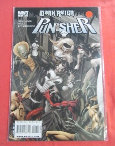 PUNISHER #6 (2009 Series) - Never Read Issues