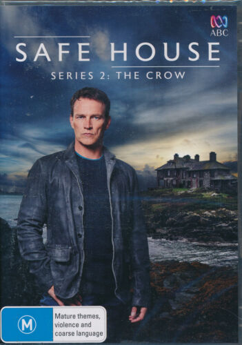 Safe House Series Two Second 2 The Crow DVD NEW Region 4