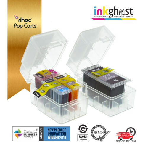 Rihac Pop Carts for Canon PG640 CL-641 TS5160 MX476 MG3660 Smart cart ink insert
