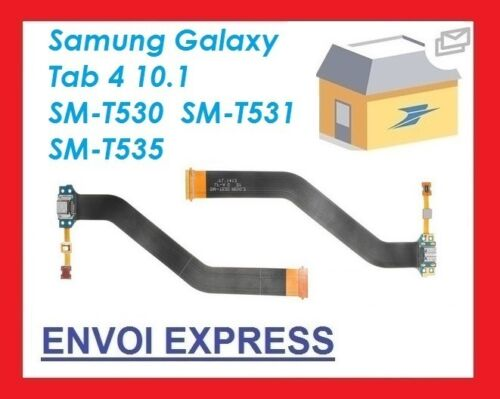 2x Port Charging Dock USB Connector Cable For Samsung Galaxy Tab 4 10.1 SM-T530