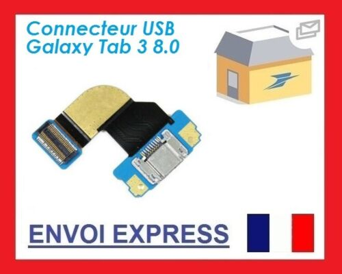 For Samsung Galaxy Tab 3 8.0 SM-T310 USB Charger Charging Dock Port Flex Cable