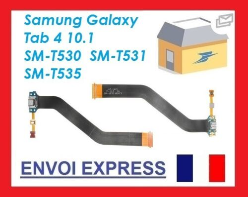 Charger Connector Cable Samsung Galaxy Tab 4 10.1 T530 Microphone