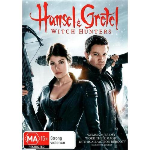 HANSEL AND GRETEL Witch Hunters New Dvd JEREMY RENNER GEMMA ARTERTON ***