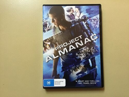 DVD, Project Almanac, Mary Jane Fort (D)