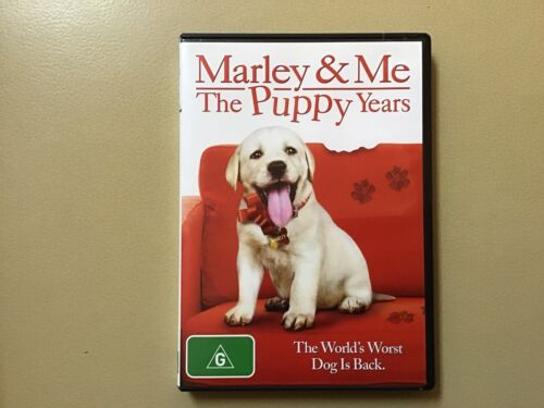 DVD, Marley And Me The Puppy Years, Travis Turner (D)