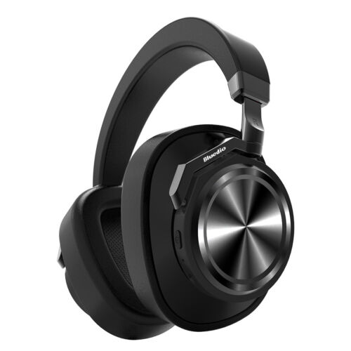 Bluedio T6S Bluetooth Headphones Wireless Noise Cancelling Stereo Bass Headsets