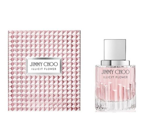 JIMMY CHOO ILLICIT FLOWER 100ML EDT WOMEN BY JIMMY CHOO