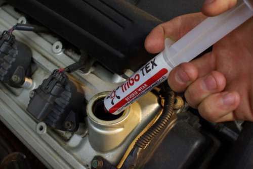 TriboTEX Oil Additive: Treatment for Engine & Oil Automotive, with Nanoparticles