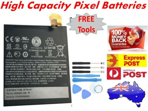 OEM Replacement Battery with Tools For Google Pixel / Pixel 2 / Pixel 3 XL AU