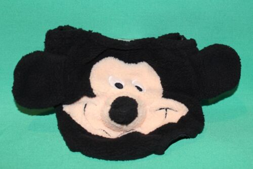 DISNEY PARK MICKEY MOUSE EARS PLUSH DIAPER COVER ONE SIZE NEW TODDLER BABY