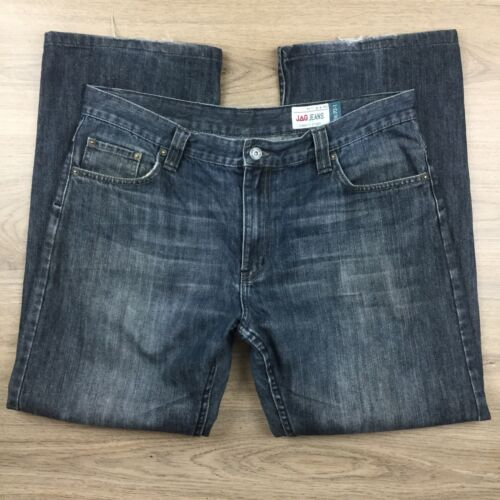 """Jag Classic Fit Straight Size 36 Men's Jeans Hemmed 29.5"""" inseam (CG19)"""