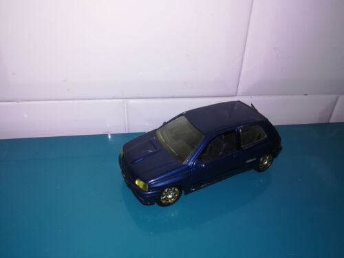 2.12.18.1 Renault clio williams voiture Solido 1/43