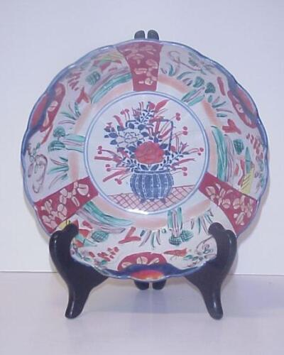 Antique Chinese Large Hand Painted Bowl