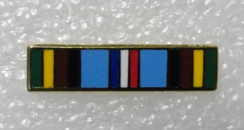Armed Forces Expeditionary Medal Ribbon Lapel PinOther Militaria - 135
