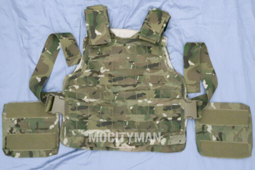 Genuine Crye Precision Plate Carrier Vest Multicam Small - Oldgen - USA MadeOther Surplus Military Gear - 36077