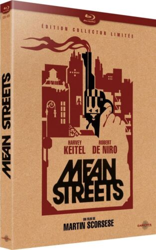MEAN STREETS [BLU-RAY] - NEUF