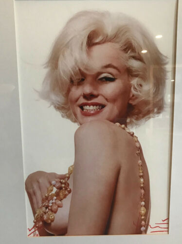 Marilyn Monroe Photograph by Bert Stern, The Last Sitting, Marilyn