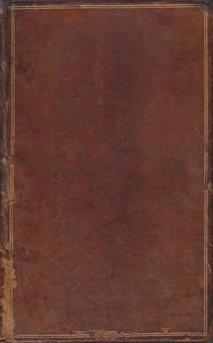 Henry Maundrell A JOURNEY FROM ALEPPO TO JERUSALEM AT EASTER A.D. 1697 1740 HC B