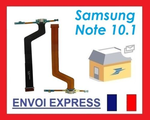 Connector Port Micro USB Power Supply Power Loader Galaxy Note 10.1 P605