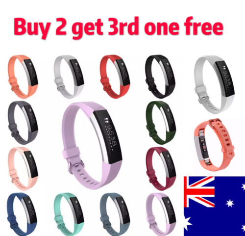 Replacement Silicone Band Fitbit Ace Strap Bracelet Wristband for Large Small