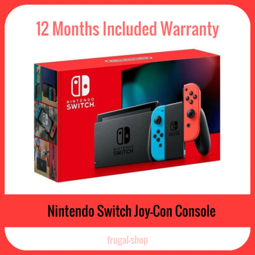 NEW Nintendo Switch Joy-Con Console 2019 EXPRESS DELIVERY
